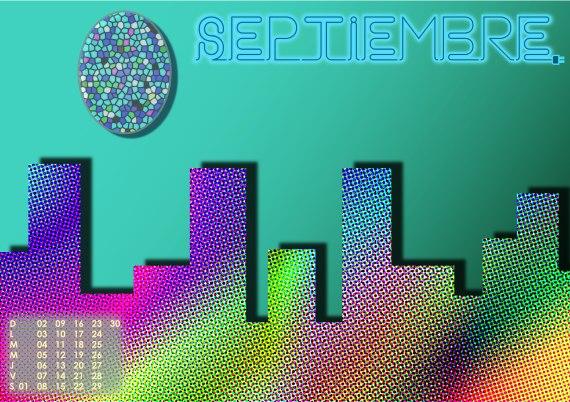 Calendário do mês